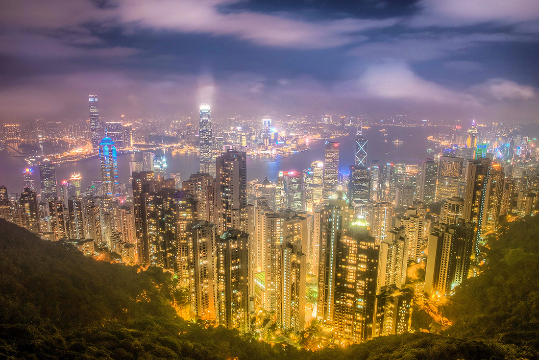 Hanoi to Hong Kong 3