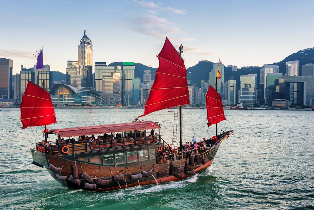 Hanoi to Hong Kong 4