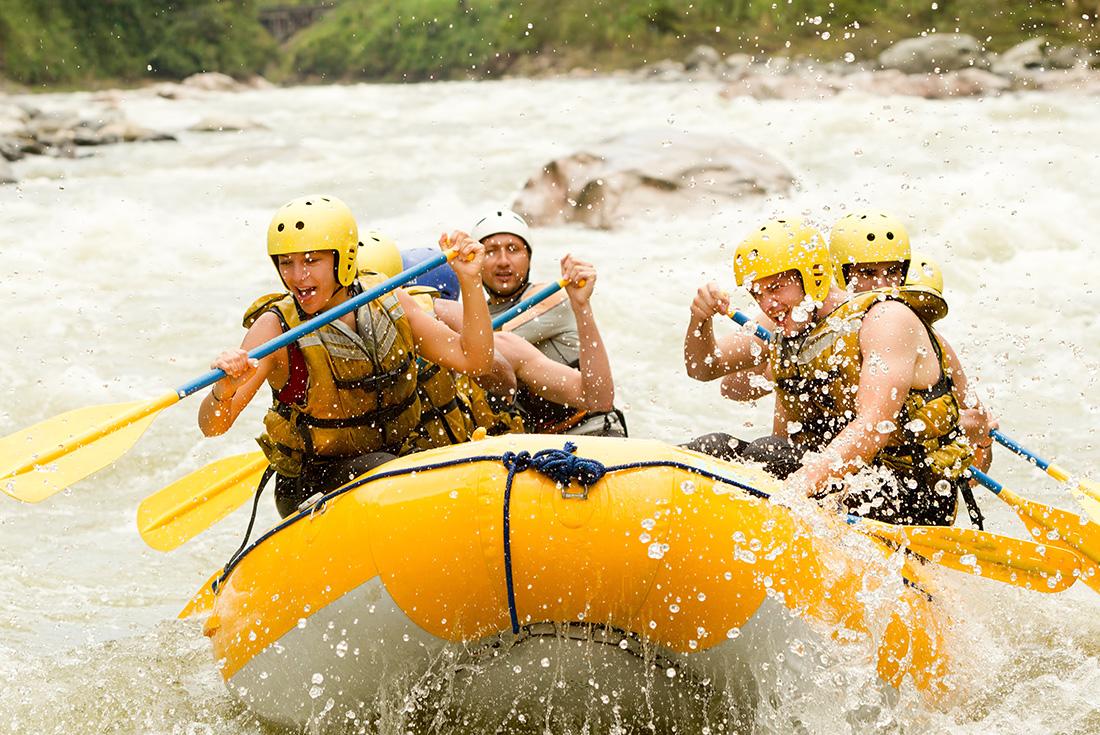 Costa Rica: Raft, Snorkel & Kayak 1