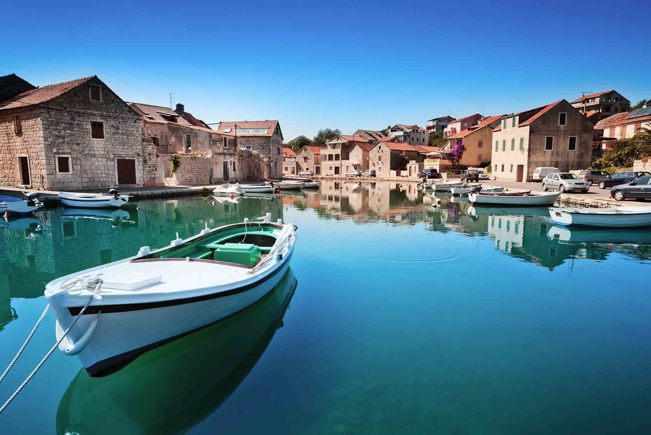 Croatia Coastal Cruising - Split to Dubrovnik 1