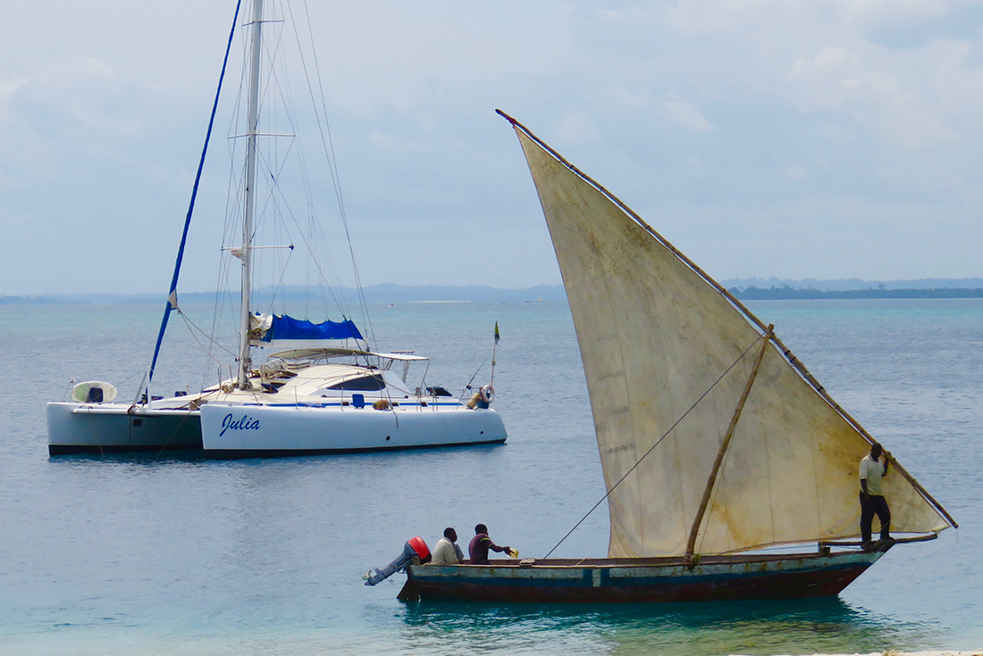 Zanzibar Spice Islands Sailing Adventure 1
