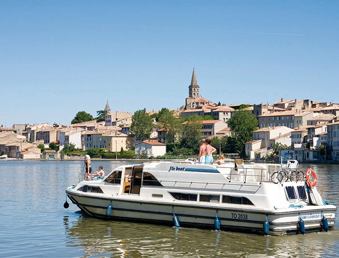 Waterways of Burgundy - Chatillion sur Loire - Decize 4