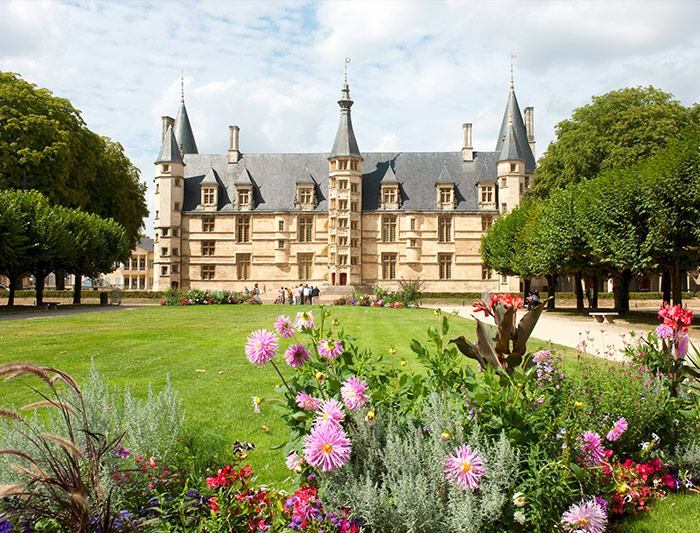 Waterways of Burgundy- Decize - Chatillion sur Loire 4