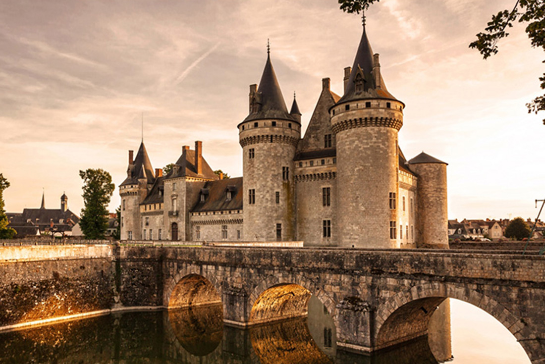 Waterways of Burgundy- Decize - Chatillion sur Loire 3