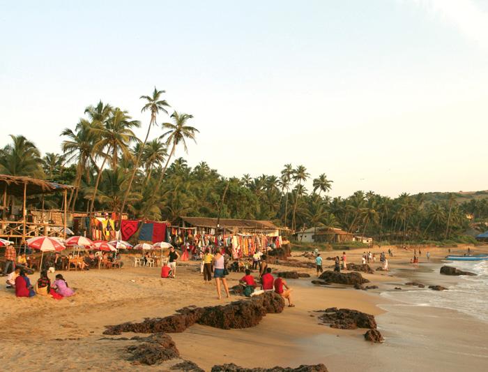 Mumbai to Chennai Overland 2