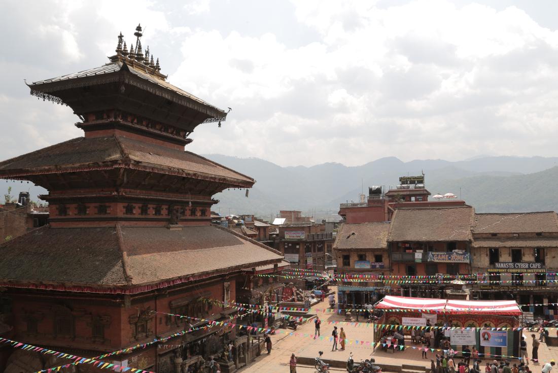 Kolkata to Kathmandu Overland 4