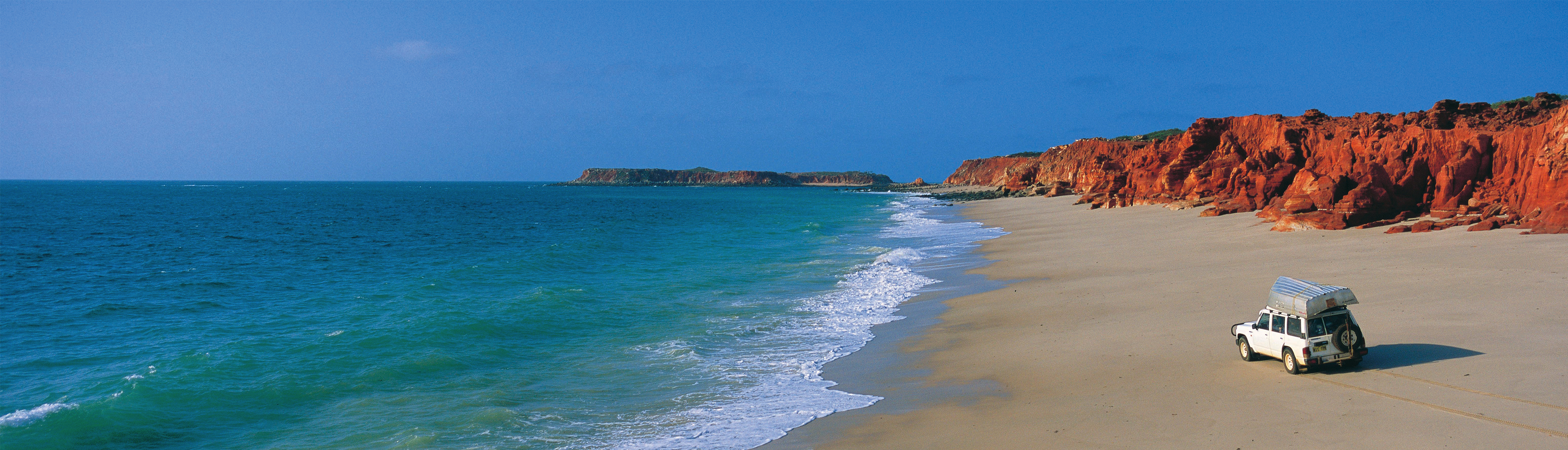 Cape Leveque and the Kimberley Coast (Basix)