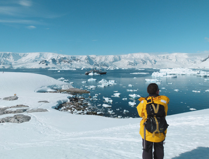 Photography Series:  Crossing the Antarctic Circle 4