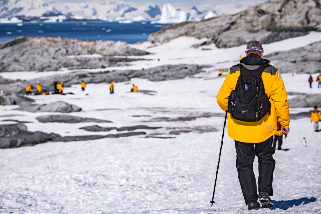 Photography Series: Antarctic Explorer 1