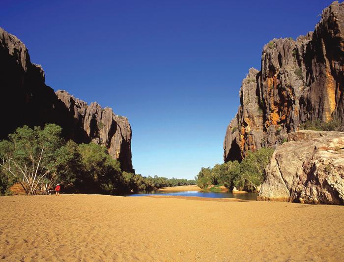 The Great Kimberley Overland  (Basix) 4