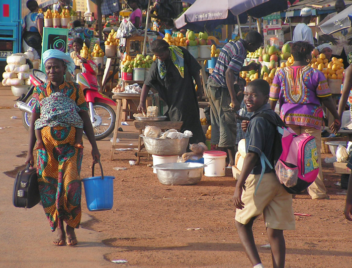 Dakar to Freetown 1