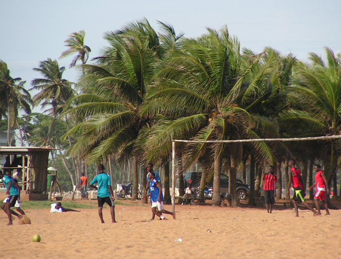 Dakar to Freetown 3
