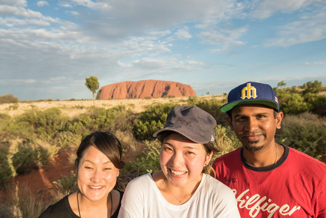Red Centre Adventure 2