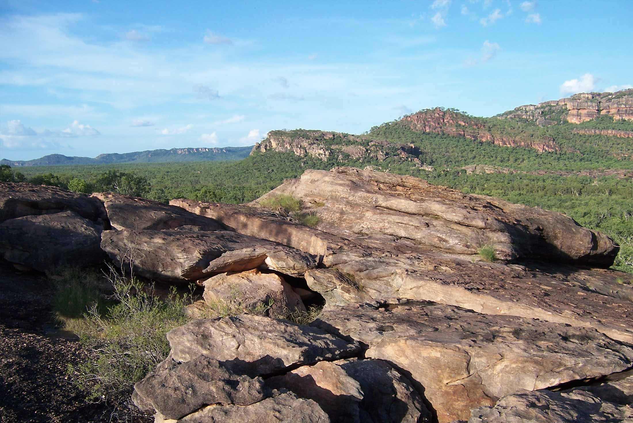 Total Territory Outback and Top End (ex Yulara) 2