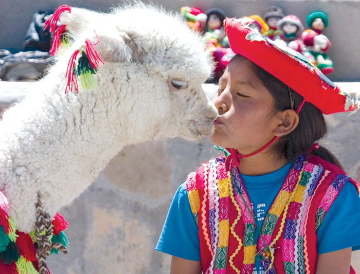 Lima to Cuzco 1