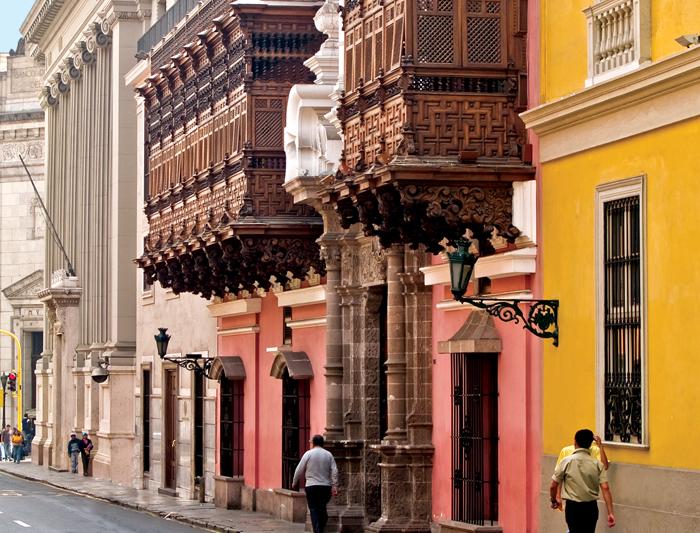 Lima to Cuzco 4