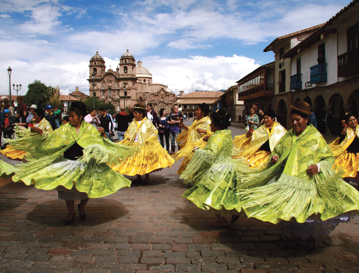 Cuzco to La Paz 1
