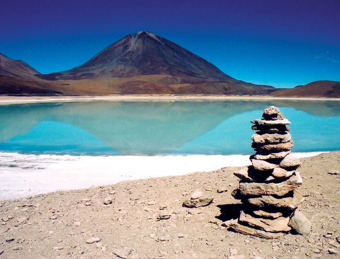 La Paz to Santiago 1