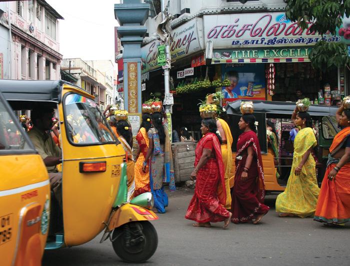 Chennai to Kolkata Overland 3