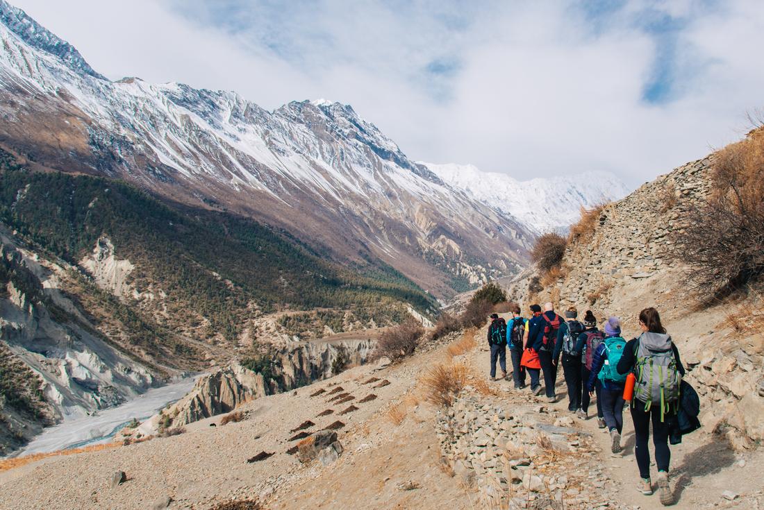 Kathmandu to Delhi Overland 3