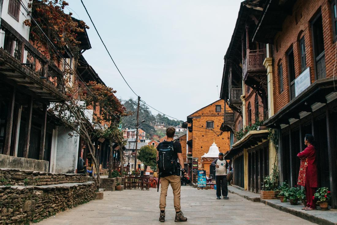 Kathmandu to Delhi Overland 4