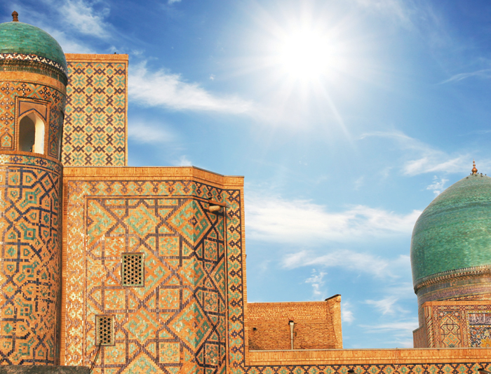 Ashgabat to Tashkent Overland 1