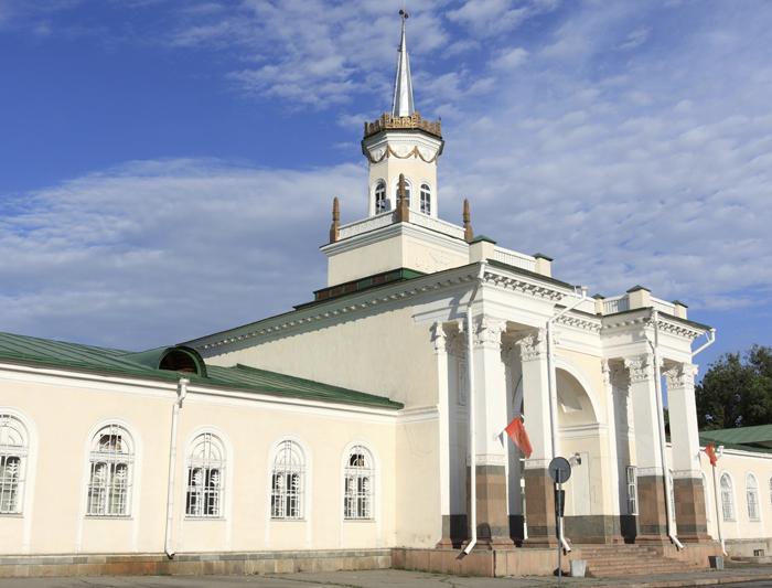 Ashgabat to Bishkek 2