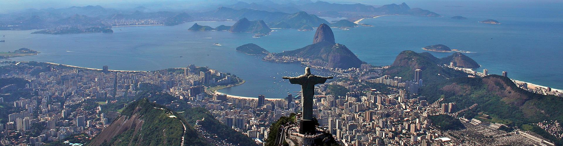 Rio to Salvador