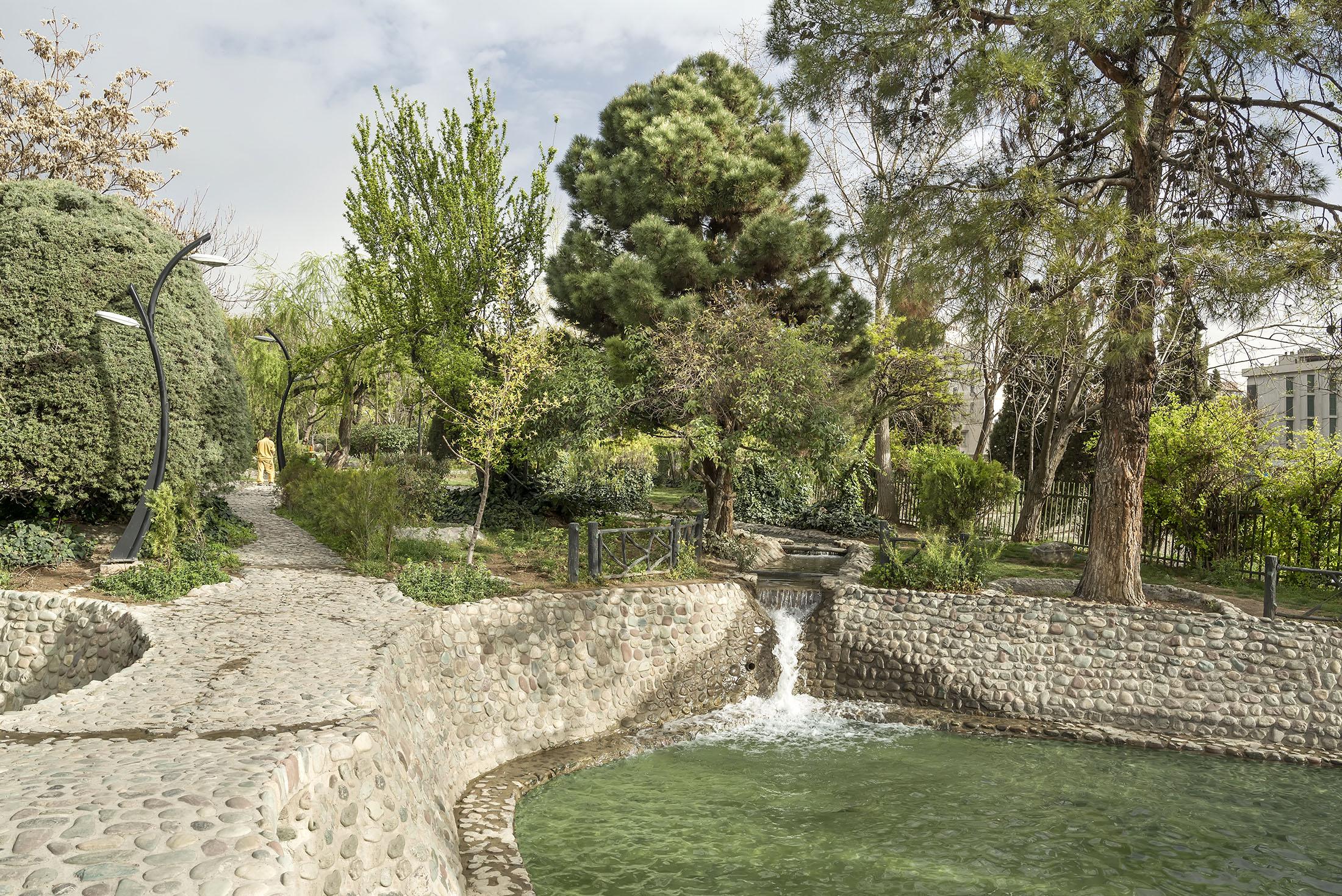 Tehran to Tashkent Overland 2
