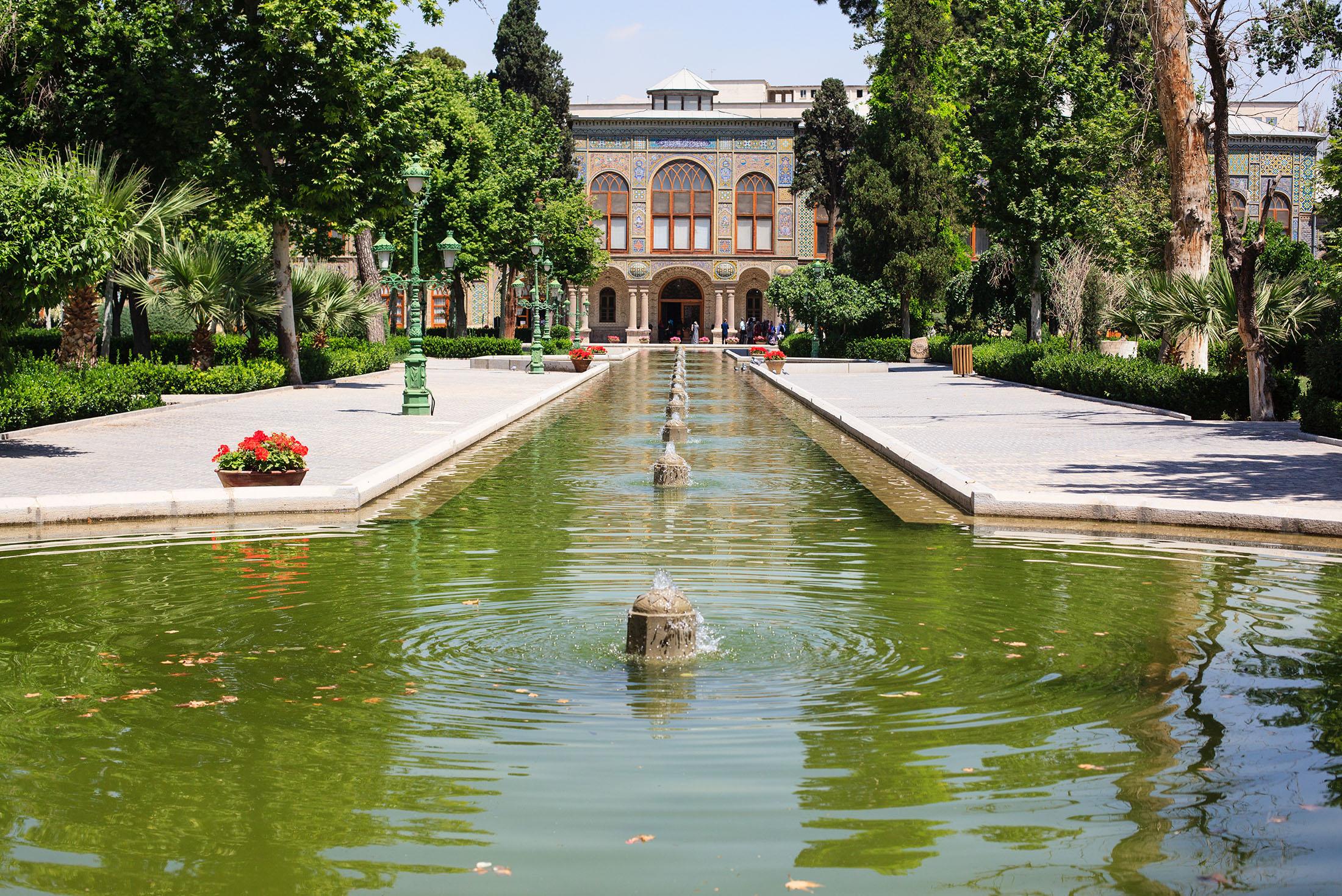 Tashkent to Tehran Overland 1