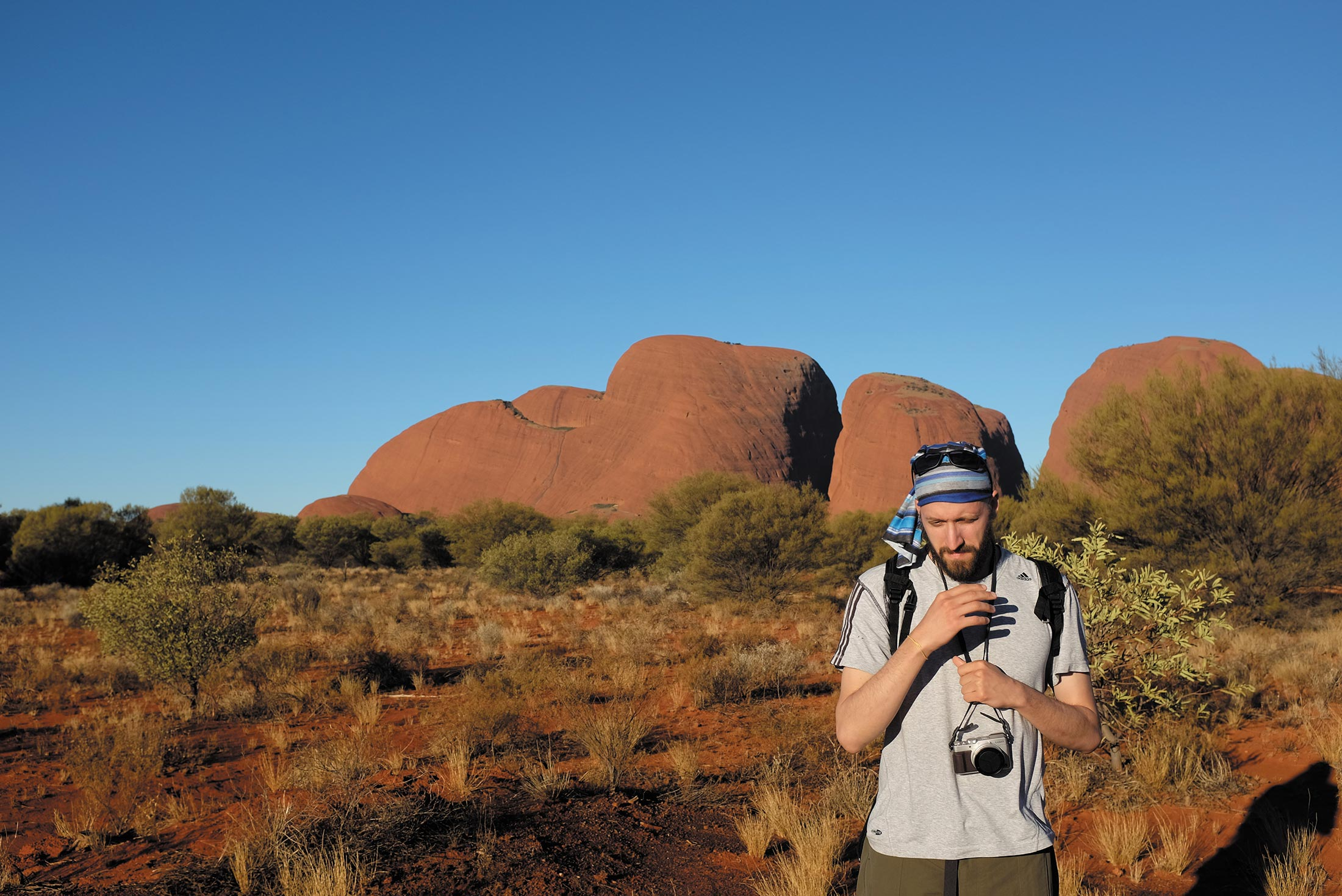 Uluru Adventure - Original (French speaking Guide) 1