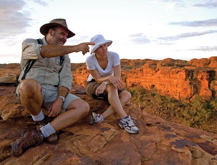 Uluru Adventure - Basix ex Yulara (French speaking Guide) 2