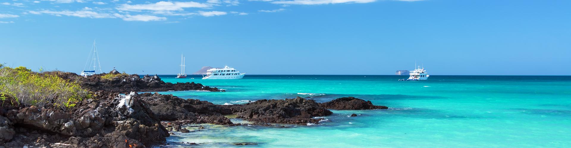 Galapagos Explorer – Central Islands (Grand Queen Beatriz)