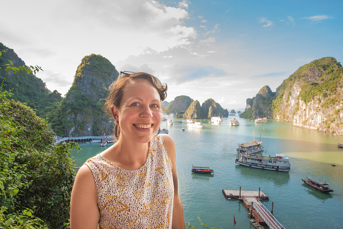 Cruising the Coast of Vietnam - North to South 1