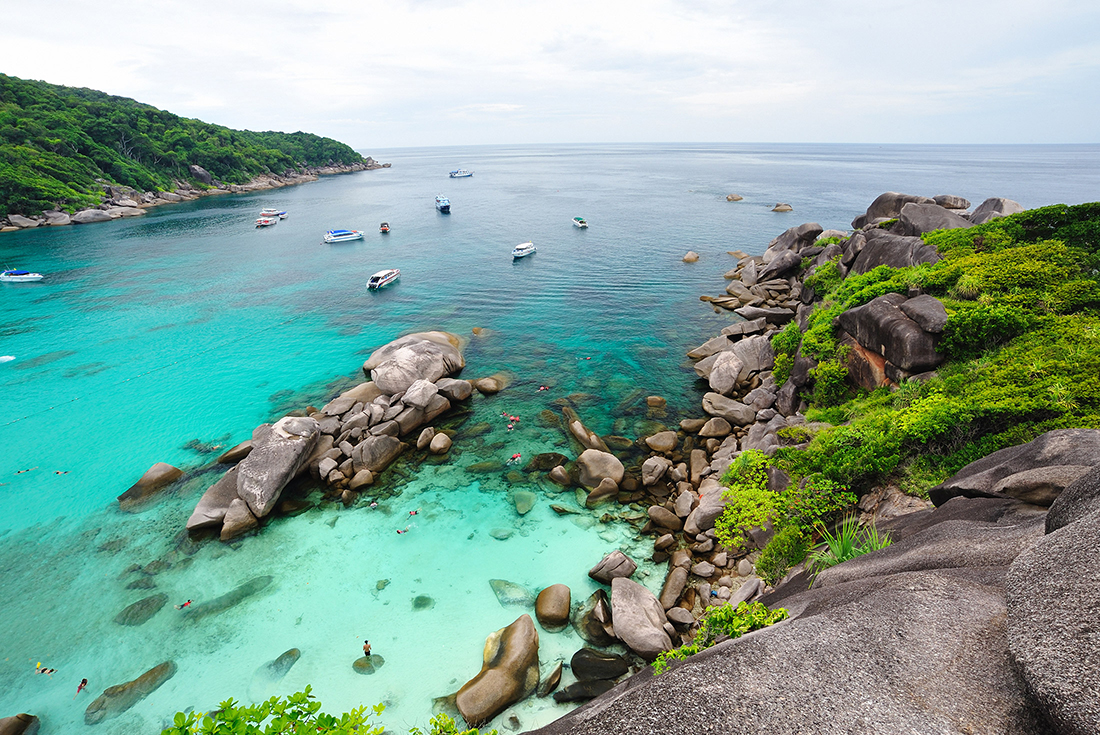 Cruising the Thai Islands - ex Phuket 1