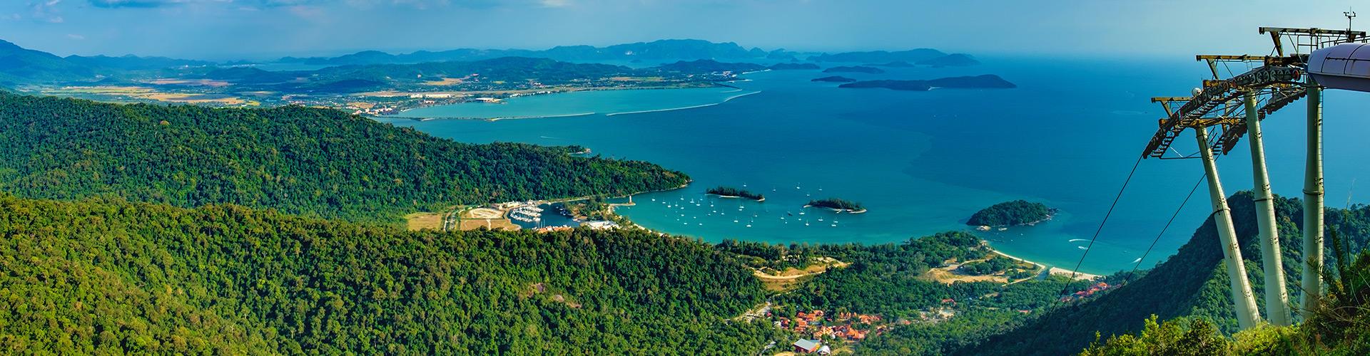 Cruising Thailand & Malaysia – Penang to Phuket