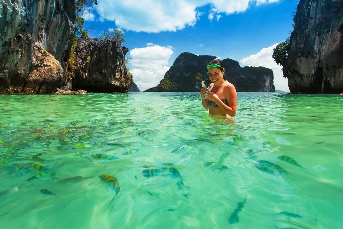 Cruising Thailand & Malaysia - Phuket to Penang 1