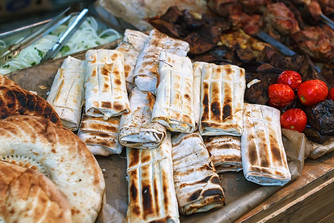 Armenia & Georgia Food Adventure 1