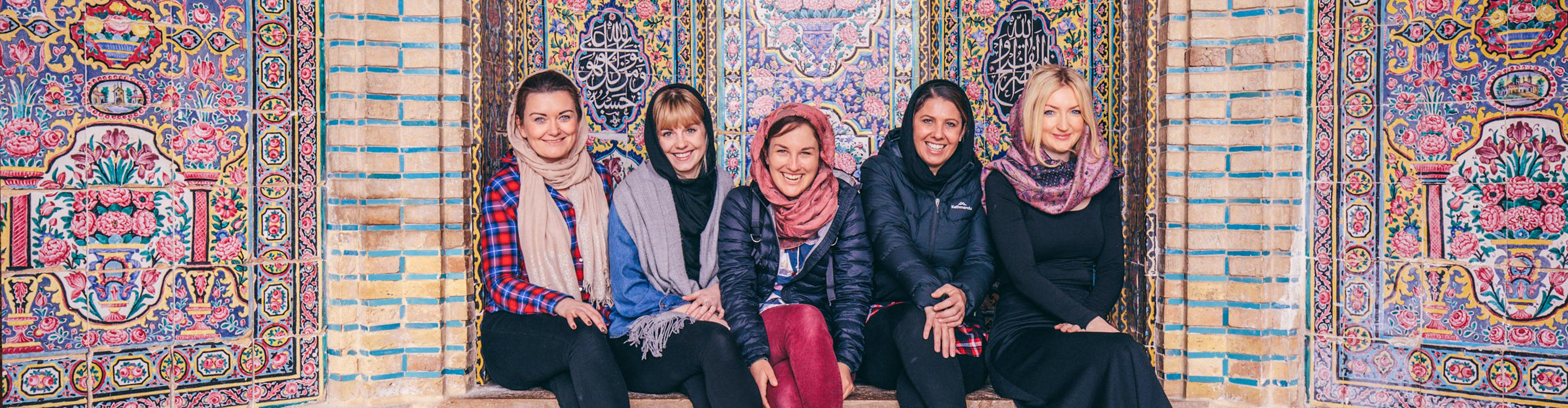 Iran: Women's Expedition