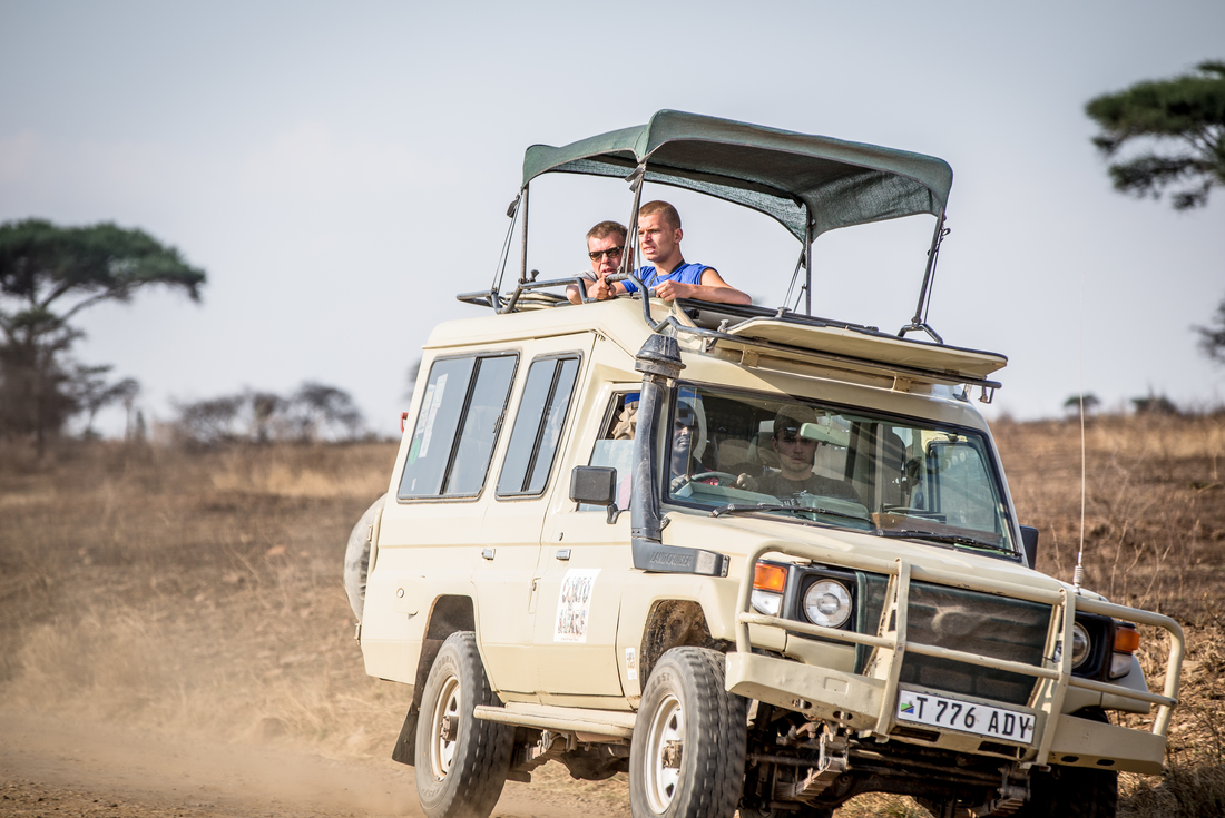 East Africa Expedition - The Last Northern White Rhinos 2