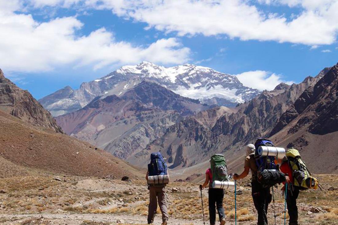 Argentina Expedition: Aconcagua Base & Mt Bonete 2