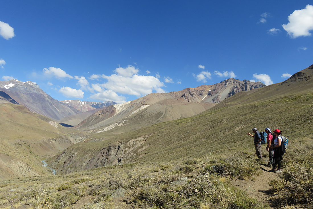 Argentina Expedition: Trek Mendoza & the Valley of Tears 1
