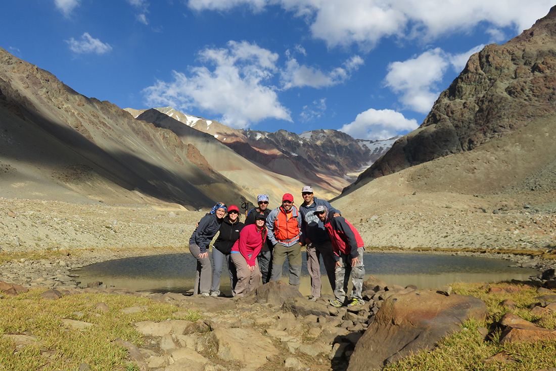 Argentina Expedition: Trek Mendoza & the Valley of Tears 2