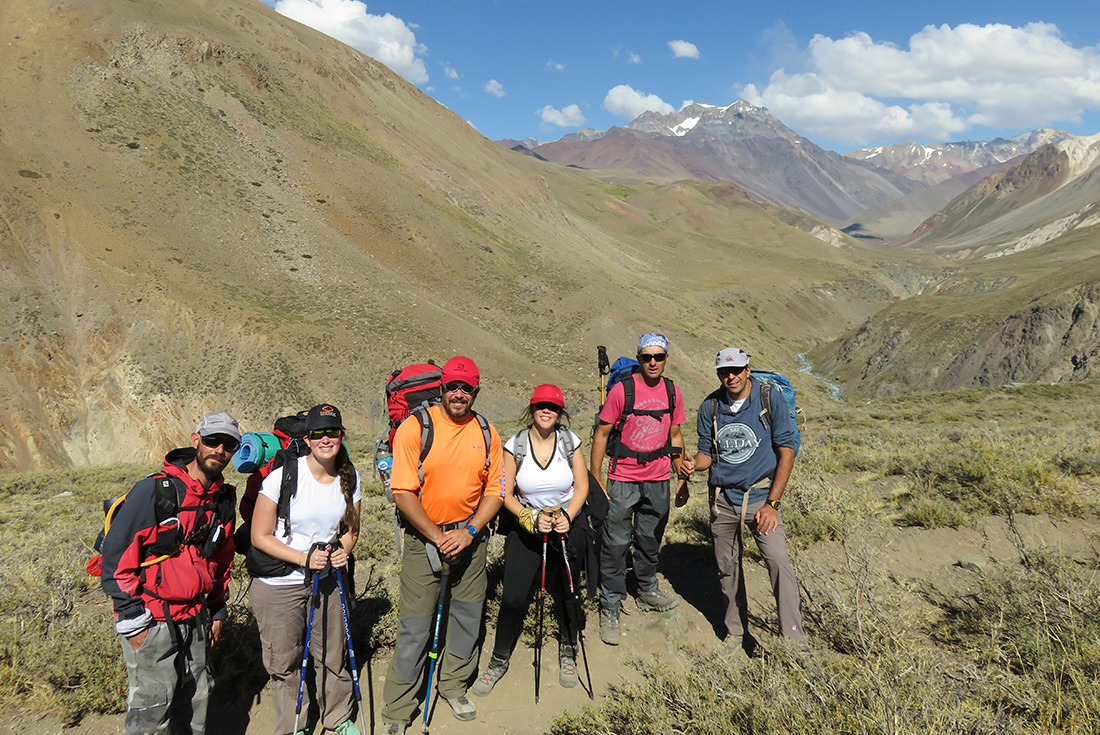 Argentina Expedition: Trek Mendoza & the Valley of Tears 3