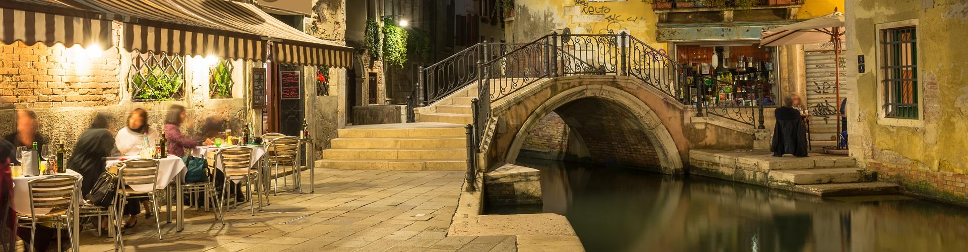 Venice to Vienna