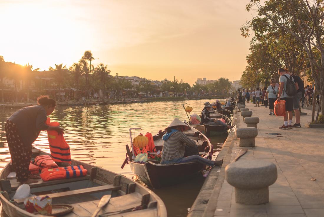 Hoi An to Hanoi 3