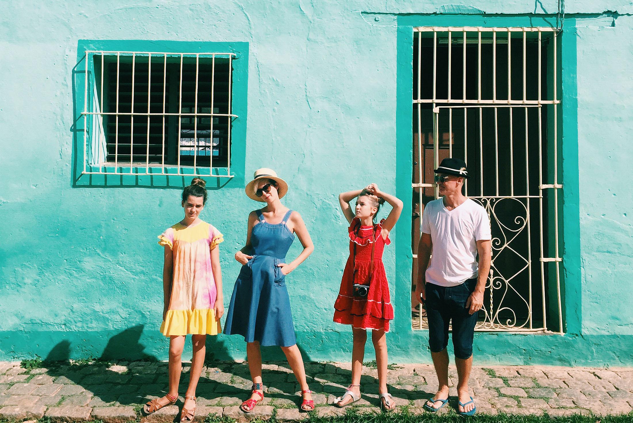 Cuba tour for families