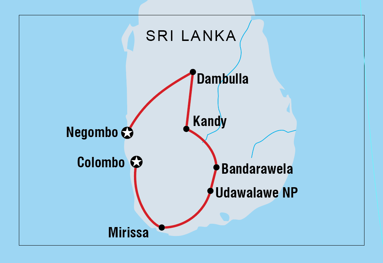 Sri Lanka Family Holiday - Southall Travel