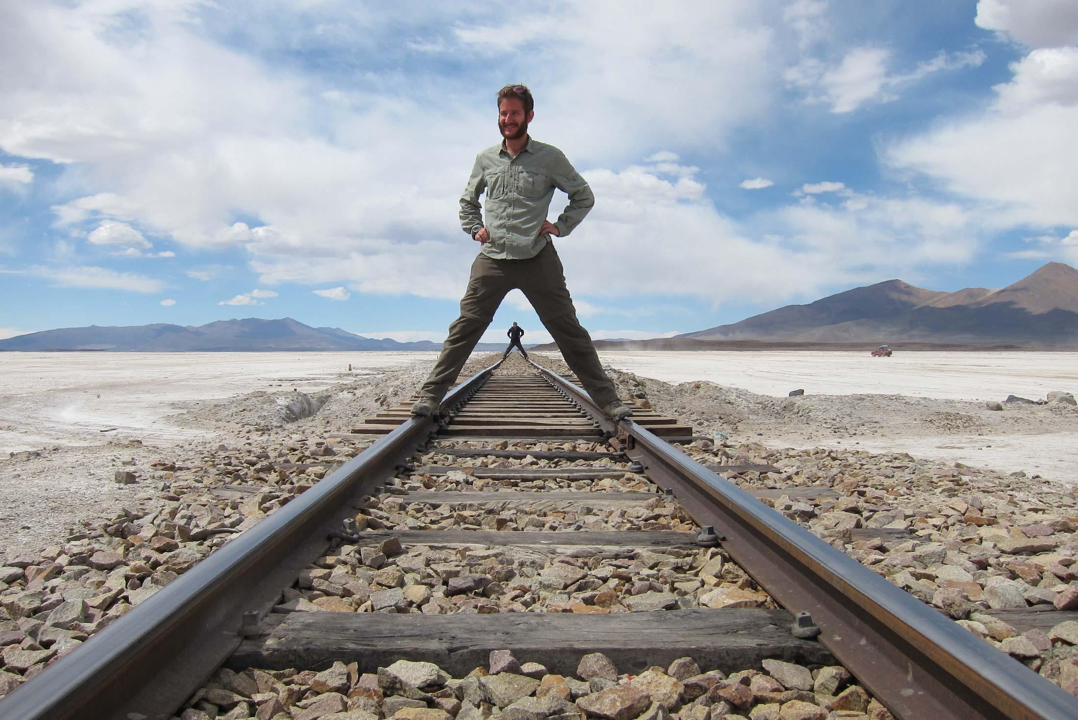 Bolivian Salt Flats & The Andean Desert 1