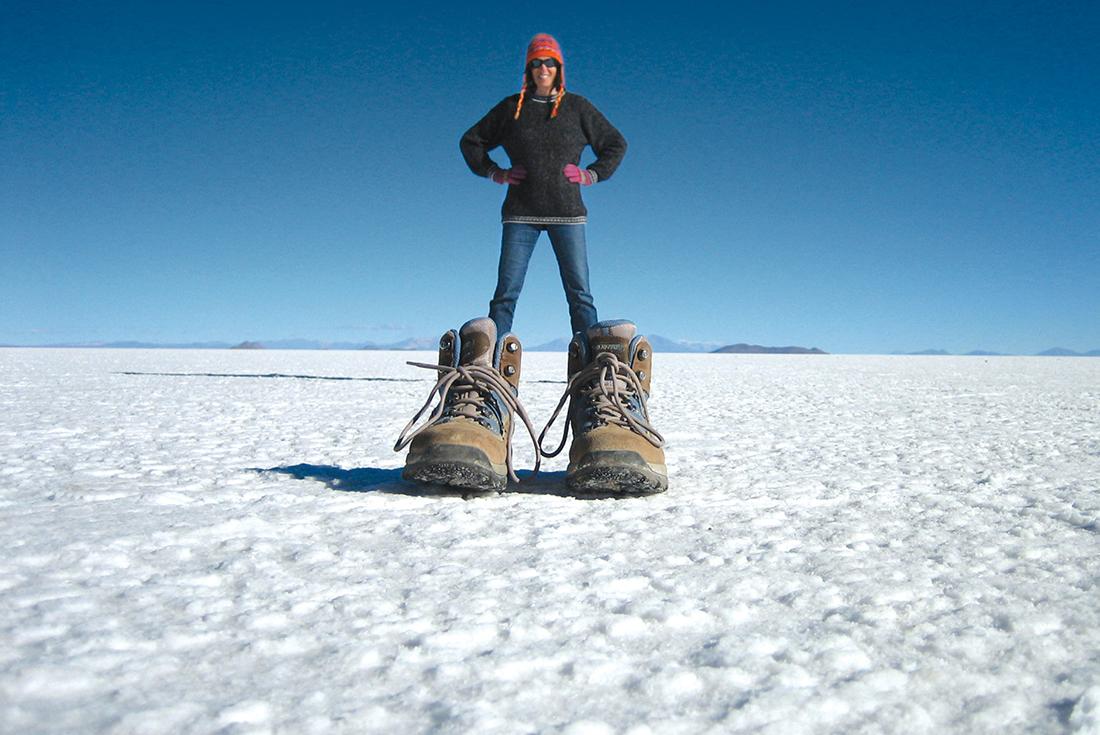 Bolivian Salt Flats 2